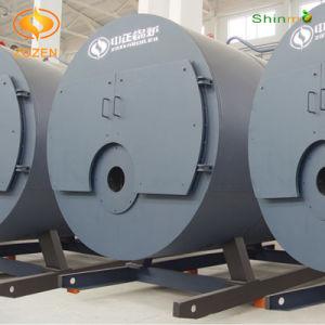 Horizontal Firetube Diesel Fired Steam Boiler (WNS3-1.25-Y/Q)