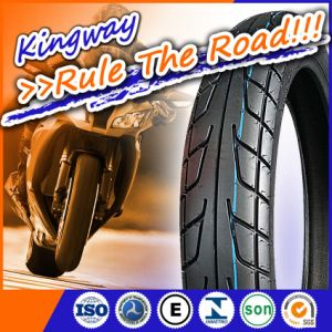 DOT Certificate Best Quality 90/90-17 90/90-18 Motor Tyre pictures & photos
