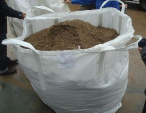 China Supplier Construction Materials PP Big Bag with UV Stabilization