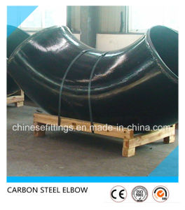 Carbon Steel X52 Pipe Fittings Pure Seamless Steel Elbows pictures & photos