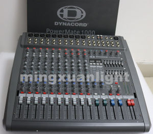 Professional Dynacord Pm-1000 Audio Amplifier (YS-2001) pictures & photos