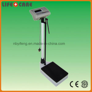 200kg Max Weight Medical Electronic Body Scale pictures & photos