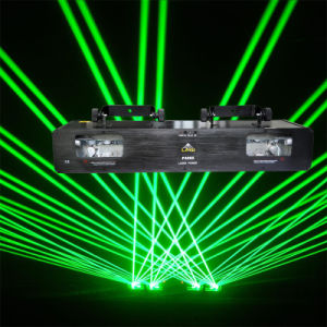 400mw Green Fat Beam Laser Light (P4060)