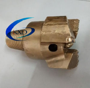 Water Well PDC Bit with PDC Cutter pictures & photos