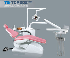 Detes Ts-Top308 Top Mounted Complete Dental Unit pictures & photos