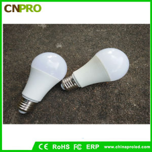 SMD LED 7W Plastic Coated Aluminum LED Bulb pictures & photos