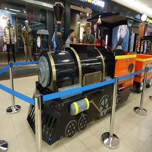 Christmas Shopping Mall Train for Kids pictures & photos