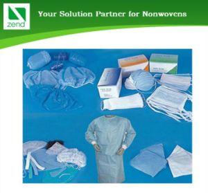 Disposable Nonwoven Made by Anti-Skid Nonwovens (X130101) pictures & photos