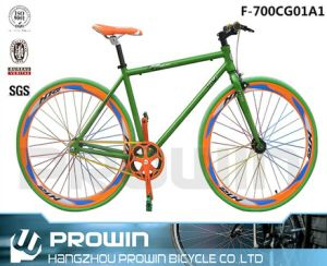 700c China Fixed Gear Bike (F-700CG01A1)