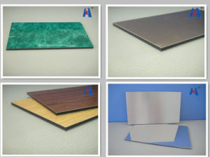 Guangzhou Aluminium Composite Panel for Interior Exterior Wall Cladding pictures & photos