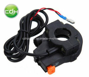 Kill Switch/Dual Brake Cable Throttle with Kill Switch/Dual Brake Lever/Dual Combo Clutch Lever pictures & photos