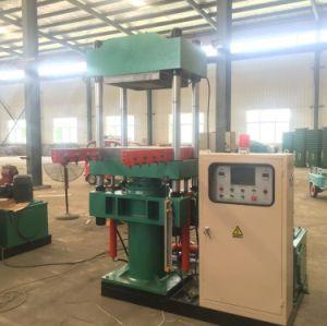 Hydraulic Press Vulcanizer Automatic Rubber Machine pictures & photos