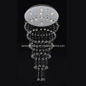 Model LED Crystal Chandelier Lamp (EM1006-10L)
