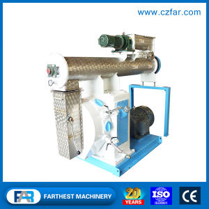 Horizontal Granulator for Making Cows Feed pictures & photos