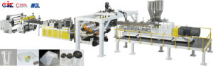 Pet Sheet Extrusion Machine/Sheet Extruder (PP/PS/ABS/HIPS) pictures & photos