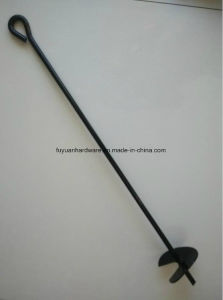High Quality Auger Style Earth Anchor pictures & photos