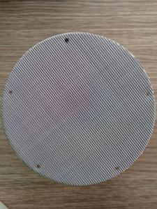 5-6 Spot Welded Stainless Steel Wire Mesh Filter Discs pictures & photos