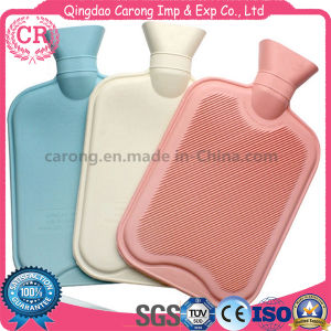 Hot Selling Rubber Hot Water Bottle with Good Quality pictures & photos