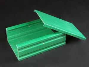 Fiberglass Pultruded Cable Tray