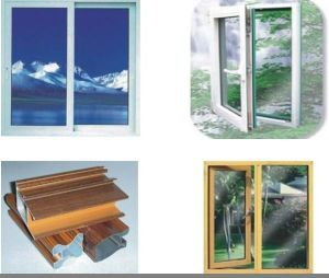 Cheap House Windows for Sale Aluminium Frame pictures & photos