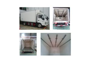 Meat Delivery Refrigerated Truck Body pictures & photos