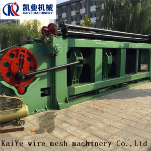 Wire Mesh Width 5 Meters Gabion Mesh Machine pictures & photos