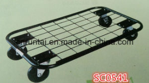 China Mesh Structure Service Cart pictures & photos
