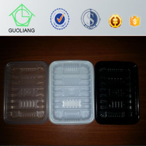 Food Contact PP&Pet Material Food Display Plastic Box Inserts for Vegetables pictures & photos