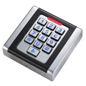 Square Metal Access Control Keypad Device K6em-W pictures & photos