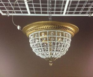 Crystal Graupel Ceiling Lamp (WHG-334) pictures & photos