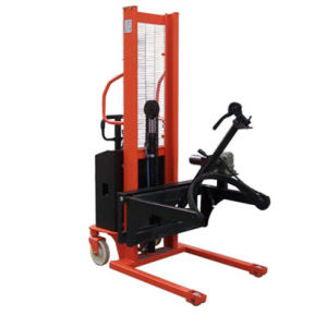 Semi-Electric Tilting Barrel Forklift--Nbp-P