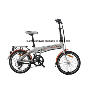 20′′ Light Folding Electric Bike pictures & photos