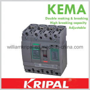 160A 4p High Breaking Capacity Circuit Breaker MCCB pictures & photos