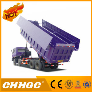 Manufacturer OEM Dump Truck Cheap Dumper with Cover pictures & photos