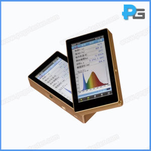 LED Portable Spectrum and Illuminance Meter pictures & photos