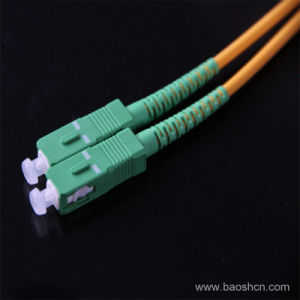 SC/APC Fiber Optic Patch Cord