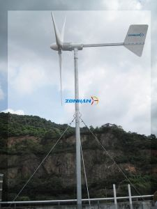 Small 1.5kw Wind Generator (ZH)