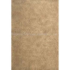 Synthetic Leather for Shoe (C-375)