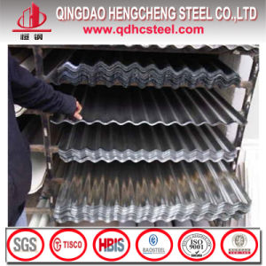 G60 Hot Dipped Gi Steel Roofing Sheet pictures & photos