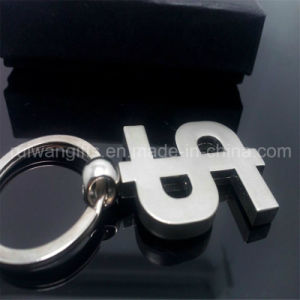 Hot Sale Nickel Dollor Shaped Keychain pictures & photos