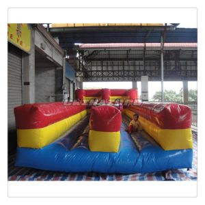 New Created Inflatable Bungee Run Sports Game pictures & photos