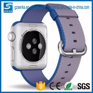 2017 Popular Nylon 38mm Watch Strap for Apple Watch2 pictures & photos