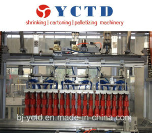 Apple Juice Hot Melt Adhesive Carton Wrapping Around Machine (YCTD-YCZX-30K) pictures & photos
