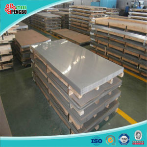 Cold Rolled Mirror Stainless Steel Sheet Plate pictures & photos