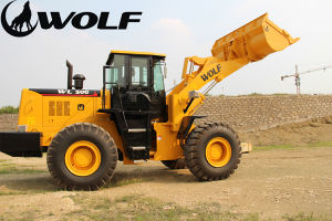 Wolf Zl50g Wheel Loader pictures & photos