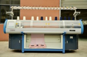 Knitting Machine Double System Moderate Cost
