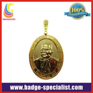 Zinc Alloy Souvenir Medal (HS-MM056)