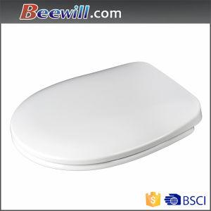 European Standard Shape Soft Close Wc Toilet Seat pictures & photos