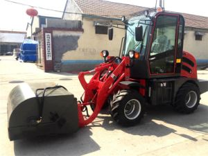 Hzm Jn910 Mini Small Articulated Wheel Loader pictures & photos