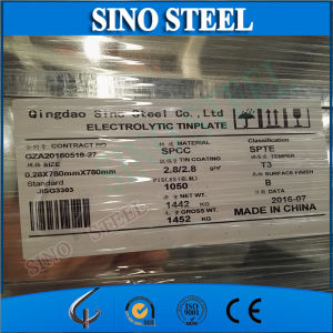 Prime Quality Electrolytic Tinplate for Crown, Prime Electrolytic pictures & photos